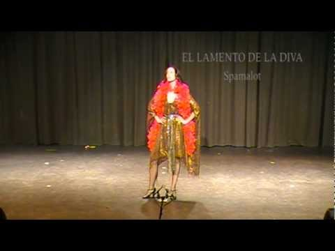 MILA LÓPEZ - El lamento de la diva (Spamalot) -De RHAPSODY a BROADWAY- Bohemian Bocanegra Rhapsody