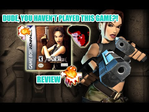 Dude. You Haven't Played This Game?! - Tomb Raider: The Prophecy Review (GBA)