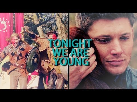 Supernatural -- Tonight We Are Young video