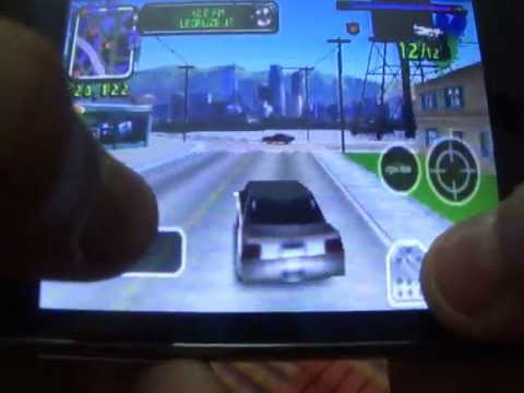 Download Gangster west coast hustle gameplay HD on Samsung Galaxy Y