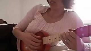 Paradise John Prine Johnny Cash soprano ukulele