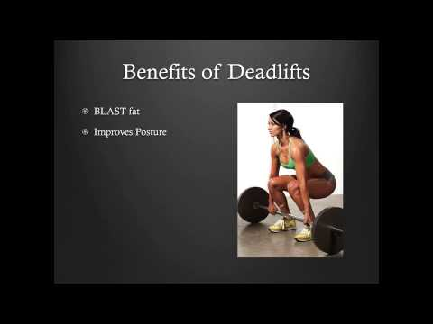 Benefits of Deadlifts for Women: Why Women Need to Deadlift to Burn Fat Image 1