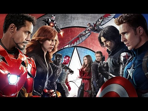 Captain America Civil War End Credit Scene Revealed - SPOILERS!