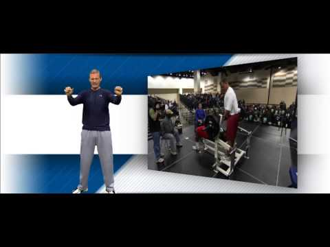 NFL Scouting Combine Bench Press
