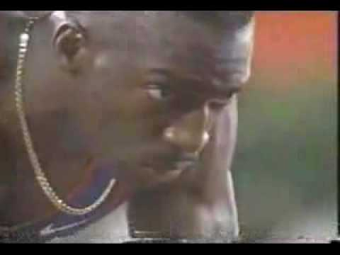 Michael Johnson 400m 1996 Olympics