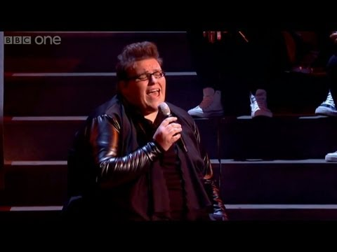 The Voice UK 2013 | Ash Morgan performs 'Ex Factor' - The Live Semi-Finals - BBC One