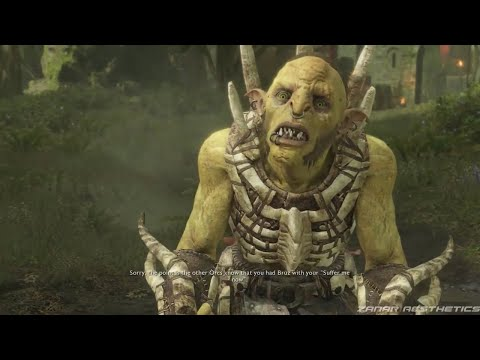 SHADOW OF WAR True Ending