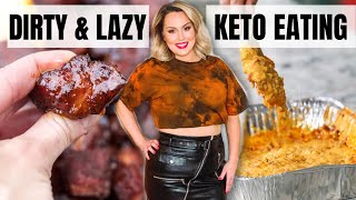WHAT I EAT TO LOSE WEIGHT 2020 / FULL DAY OF EATING KETO FOR WEIGHTLOSS / DANIELA DIARIES