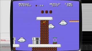 Je m'entraine sur Super Mario Bros 2