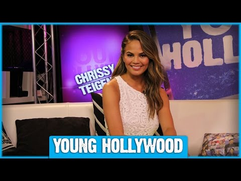 Chrissy Teigen on SNACK-OFF, Cooking, & Girl-Crushes!