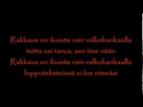 Uniklubi - Totta Vai Tarua
