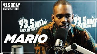 Mario Says Just A Friend Was Originally For Usher Talks About Heartbreak On Drowning