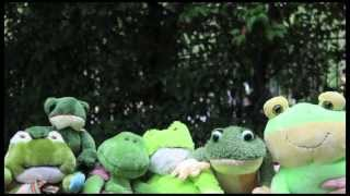 The Frogs by caspar babypants as interpreted by Two Plush Two Productions