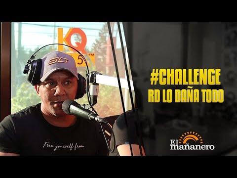 #Challenge - República Dominicana lo daña todo