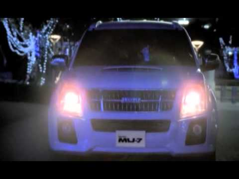 Isuzu MU7 product film - SUV India