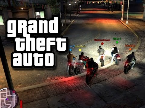 GTA - Crazy Races and Ramps #6 (Funny GTA Moments)