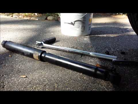 2001 Dodge Ram 1500 - Rear Shock Replacement - Part 1