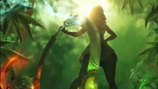 empress of the new element Qiyana champion teaser courtest: League of legends
