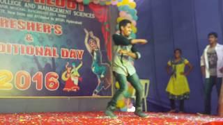 MREM Nikhill dancer || freshers dance