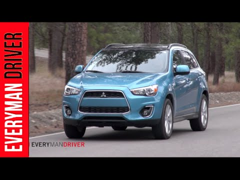 2013 Mitsubishi Outlander Sport   New Crossover SUV Review   on Everyman Driver