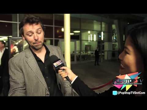Michael J Bassett Talks Being A Gamer At Silent Hill Revelation 3D Premiere
