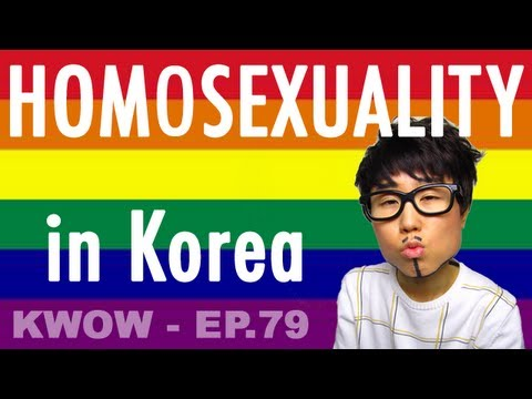 Homosexuality In South Korea (kwow #79) video