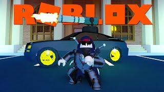 CRIME BOSS * NEW UPDATE* IN ROBLOX JAILBREAK !!