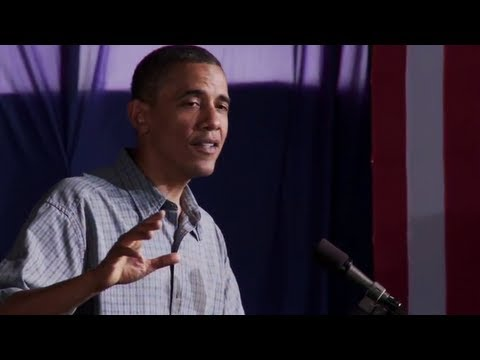 President Obama on the Romney-Ryan Economic Plan - Boone, Iowa