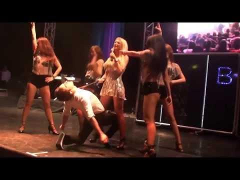 Andreea Balan – Dancing Show – Sala Palatului (28.11.2011)