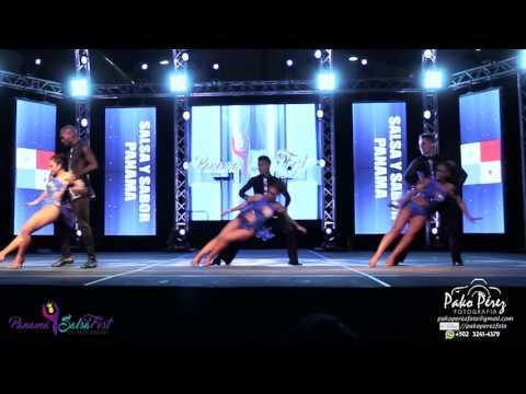 Salsa y Sabor de PANAMA en Panama SalsaFest 2017 2 #1