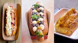 3 TIPOS DE HOT DOG | Em São Paulo