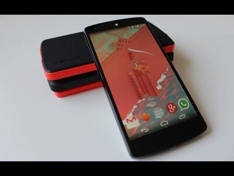 Best Nexus 5 case (Spigen comparison)