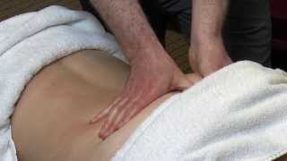 Chiropractic Adjustment: Lower Back, Hips, and Knees