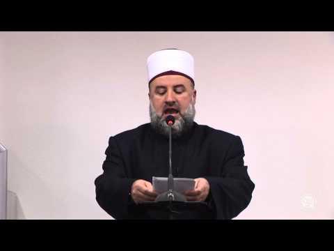 Fjala që forcon besimtarët - Fadil Musliu - HUTBE
