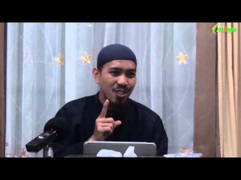 Ust. Muhammad Rofi'i - Pembatal Keislaman 9 (Berkeyakinan Bolehnya Untuk Keluar Dari Syariat Islam)