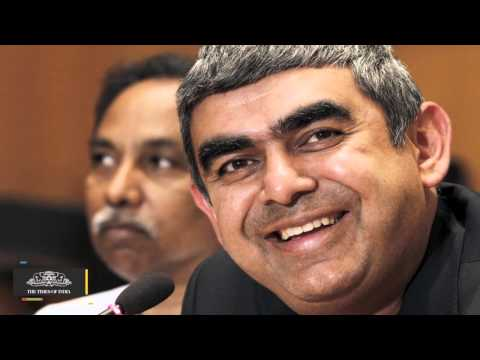 Infosys CEO Vishal Sikka Ditches Cebit India to Join PM Modi - TOI