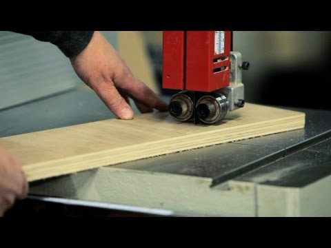 Basic Woodworking Machinery | Woodworking video