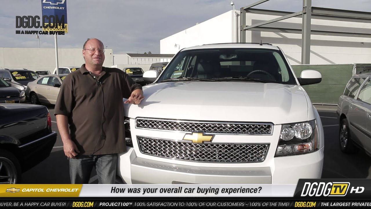 2013 chevy tahoe customer review capitol chevrolet san jose. Cars Review. Best American Auto & Cars Review