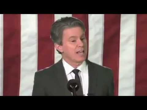 The best 7 minutes of gun control speech!