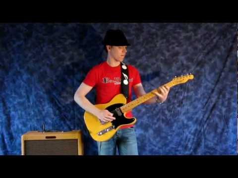 Rick G. - Matt's Guitar Boogie
