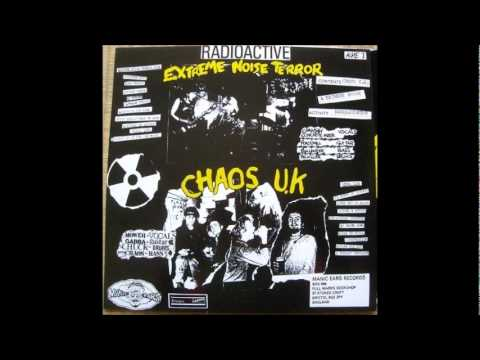 Chaos Uk - Political Dreaming