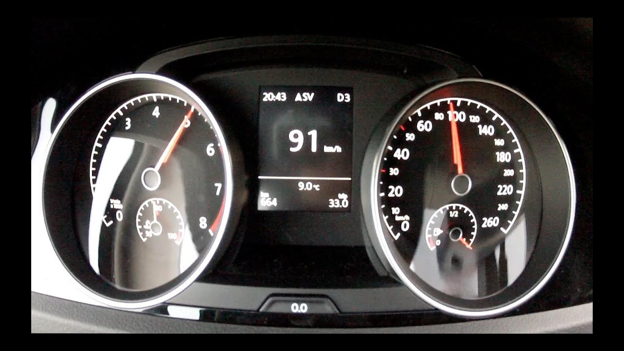 volkswagen golf 7 vii dsg 1 2 tsi 105bhp acceleration 0 100 km h 2013 youtube. Black Bedroom Furniture Sets. Home Design Ideas