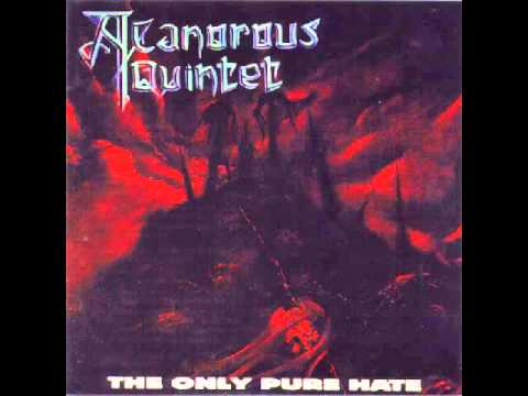 A Canorous Quintet - Selfdeceiver (the Purest of Hate)