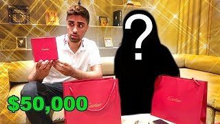 MEET THE BILLIONAIRE WHO BOUGHT ME $50,000 GIFT...