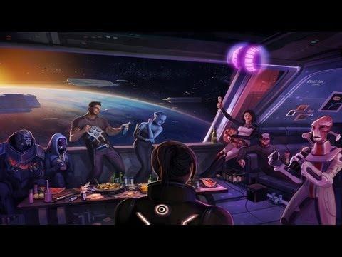 Mass Effect 3: Perfect Ending/Bestes Ende (Shepard überlebt) [Deutsch/HD] [EXTENDED CUT] all scenes