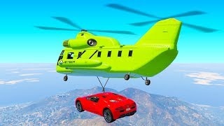 I Yoinked His Supercar! He Got Mad.. (GTA 5)