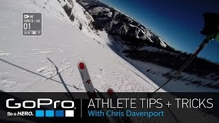 GoPro Athlete Tips and Tricks: Skiing with Chris Davenport (Ep 5)