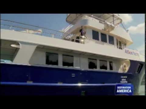 92'  Allseas Long Range Yacht Trawler For Sale at Randall Burg Yacht and Ship