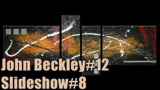 Abstract Painting Slideshow #8 HD - John Beckley