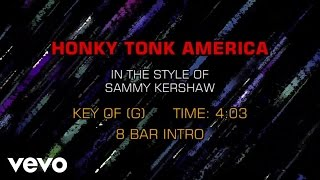 Watch Sammy Kershaw Honky Tonk America video